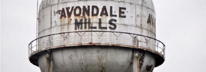 avondale water tower slider city of pell city alabama