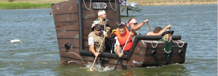 Float yer-Boat Regatta 2016