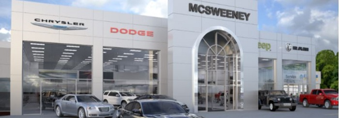 McSweeney Dodge Dealership photo2
